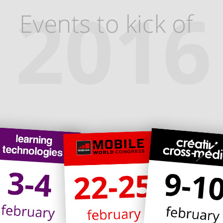 3 Events to Kick Off 2016