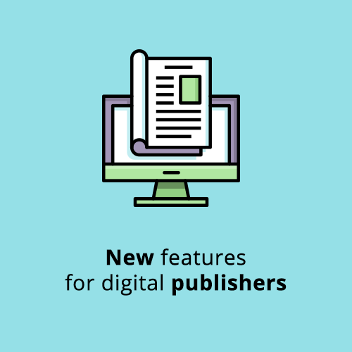 Are you a digital publisher? Want to create ultimate reading experience fast and sell more?