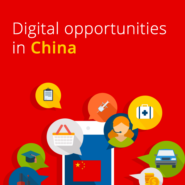 Digital boom in China – how to seize the opportunity in the largest app market