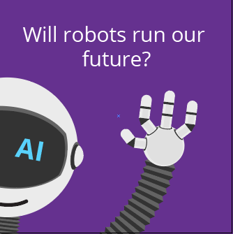 Will robots run our future?