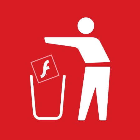 Goodbye Flash. All you need to know
