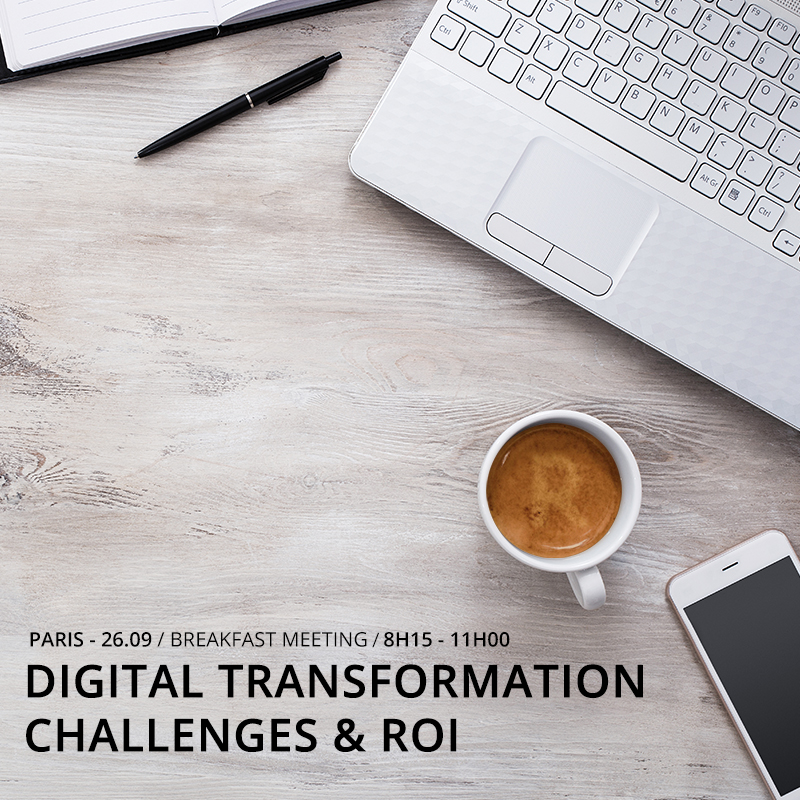 {Event} Fresh coffee goes well with digital content and apps innovation – join us at a breakfast meeting