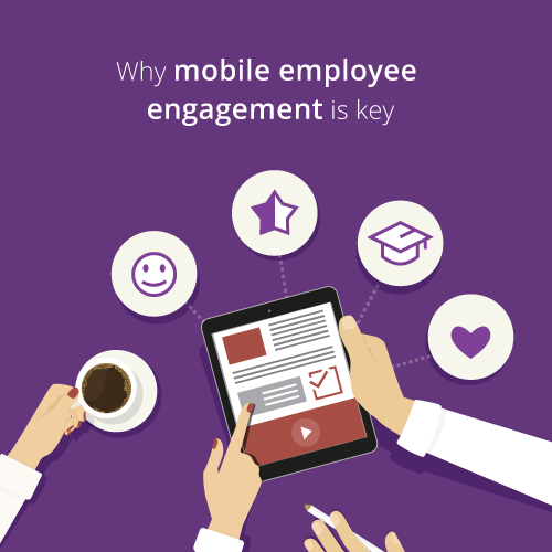 Why mobile employee engagement is key