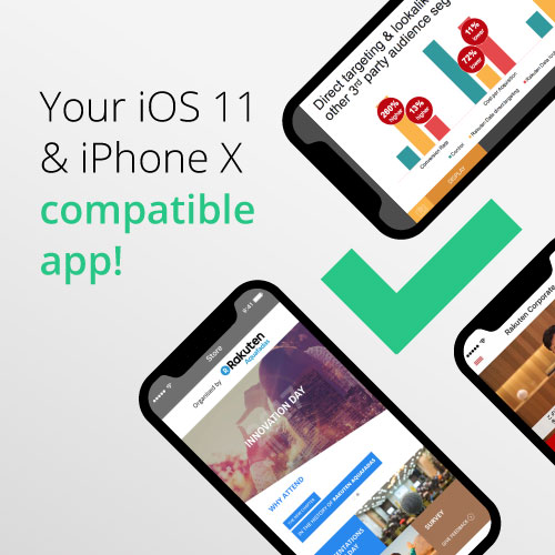 Create your iPhone X apps
