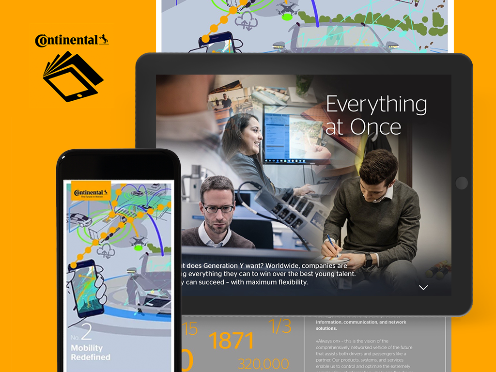 Case study – Continental Airlines