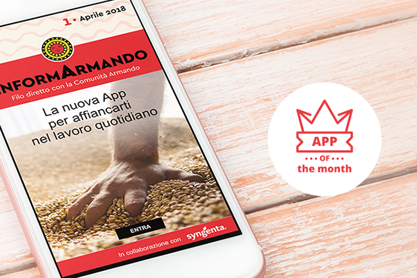 De Matteis Agroalimentare – App of the month