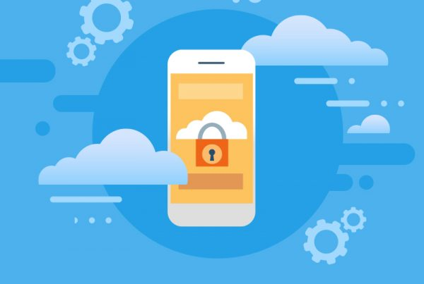Protect your business data with secured apps and content