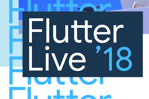 #FlutterLive 18 – Join viewing party with us (12.04.18)!