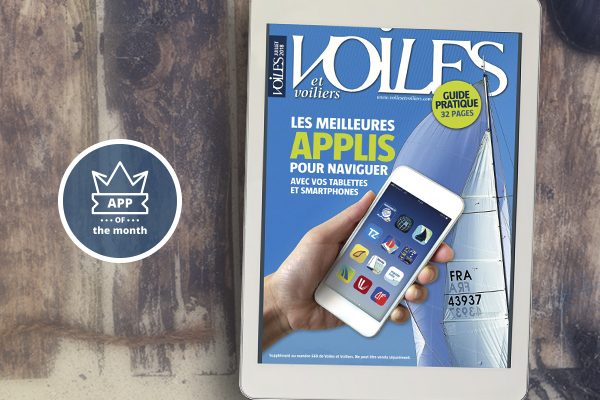 Digital magazine with rich reading experience for sea and sailing enthusiasts – App of the month