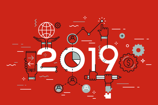 Digital in 2019: Experts Predictions