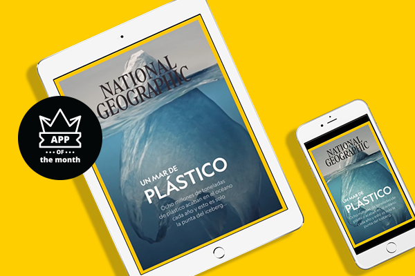 A rich digital solution for the century old magazine – App of the month